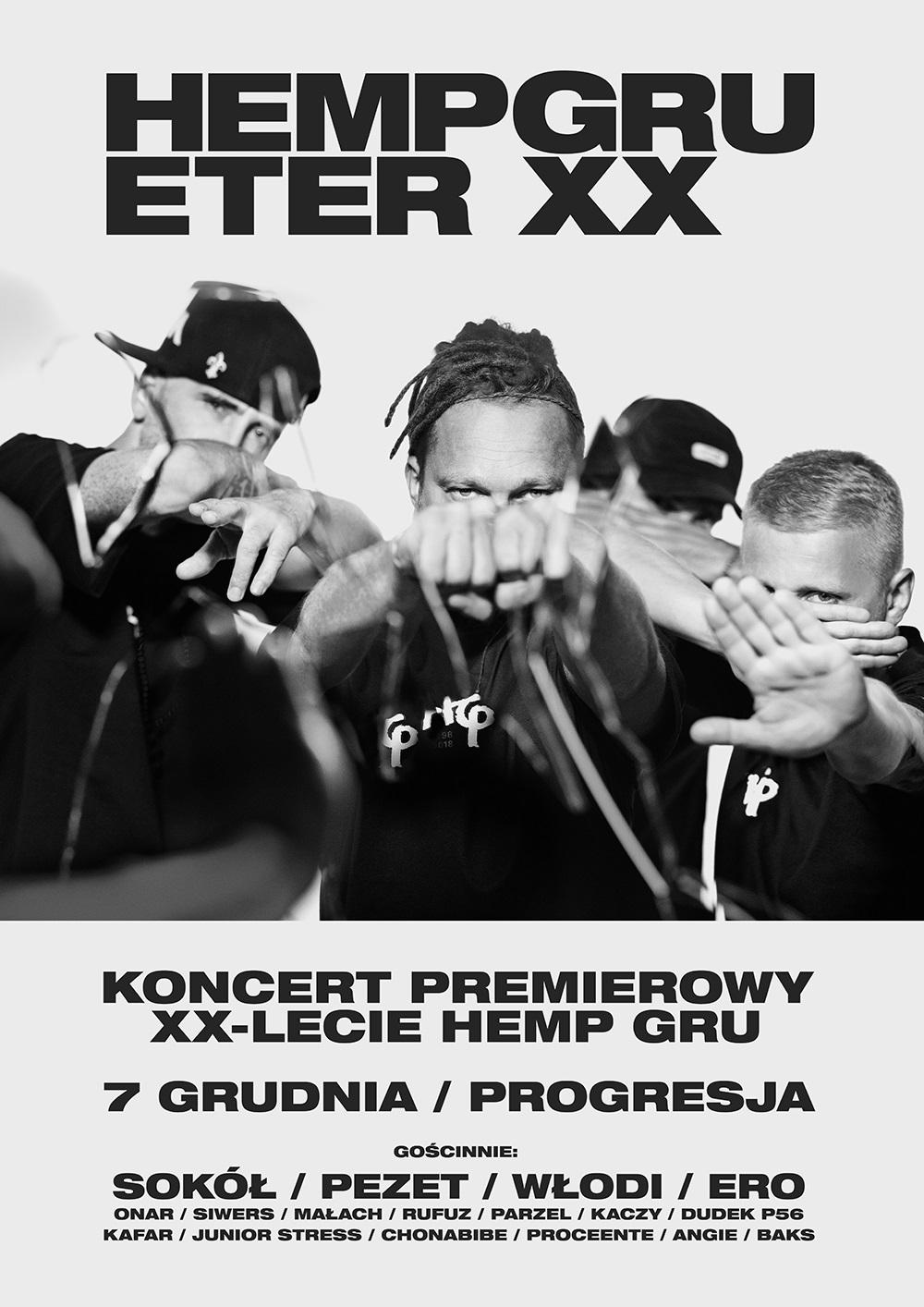 Koncert HGXXETER + GOŚCIE