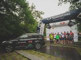 Deszczowy SsangYong Eliminator MTB w Chorzowie