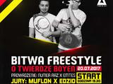 Bitwa Freestylowa Mazury Hip Hop Festiwal