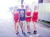 Dziewczyny i Pawelec - Men's Day 2011