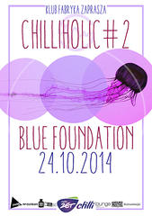 Chilliholic #2 Blue Foundation