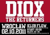 DIOX & THE RETURNERS - Wrocław