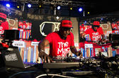 DJ Jazzy Jeff - Red Bull Thre3Style World Final 2016 Santiago, Chile