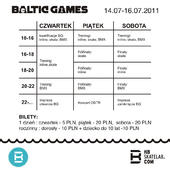 Plan Baltic Games 2011