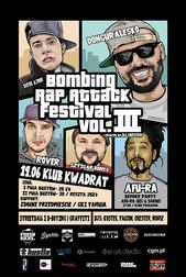Bombing Rap Attack Festival 2015