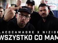 """Lacocamadre ponownie z Niziołem - sprawdźcie klip """"Wszystko co mam"""""""