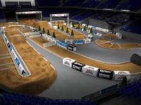 Mistrzostwa Świata SuperEnduro wizualizacja toru