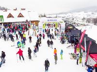 SNOW EXPO na śniegu