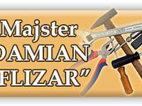 Majster Damian Flizar - remonty wnętrz