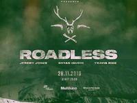 """Premierowy pokaz """"ROADLESS"""""""