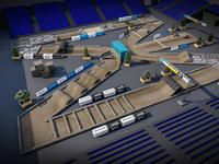 Mistrzostwa Świata SuperEnduro – wizualizacja toru
