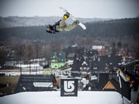 OSCYP Snowboard Contest - Michał Ligocki