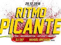Ritmo Picante - Dj Def / Nahuel Breaker (Ibiza)