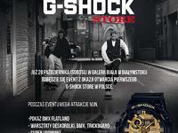 Otwarcie G-SHOCK STORE w Białymstoku