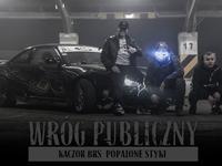 """""""Nie jak frajer w kilku na jednego z gazem"""" - Kaczor BRS wraca z klipem i preorderem albumu """"Wróg Publiczny"""""""