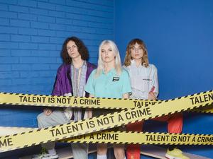 TALENT IS NOT A CRIME