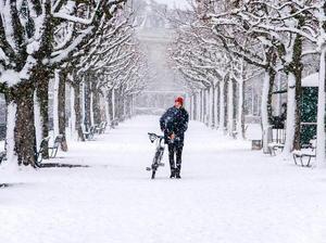 Jazda na rowerze zimą. Wszystko co musisz wiedzieć żeby się do niej przygotować