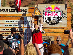 Cameron ZInk - Red Bull Rampage 2010
