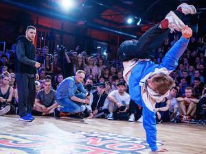 Kangur vs Kostek na Red Bull BC One Cypher Poland 2018