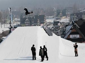 OSCYP Snowboard Contest