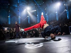 Lil Zoo na Red Bull BC One World Final 2017