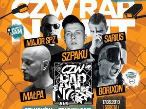 CZW RAP NIGHT 2019