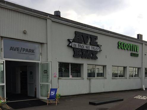 AvePark się rozbudowuje!