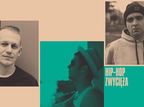 Proceente/Metro - Hip-hop zwycięża ft. Te-Tris, Cywinsky